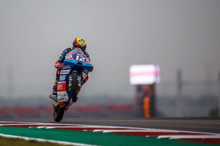 Marco Bezzecchi Moto3 Gp Americas 2018
