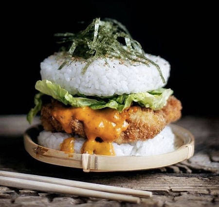 Sushi Burger 1