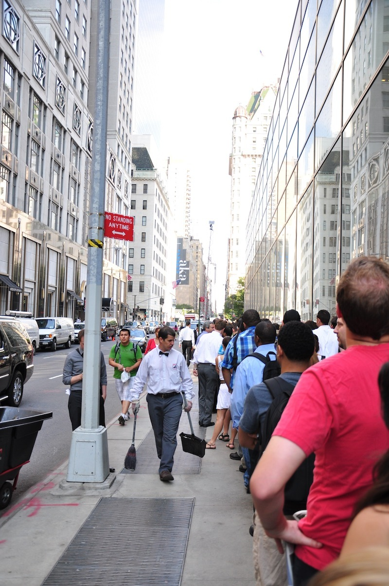 Foto de Lanzamiento iPhone 4 en Nueva York (14/45)