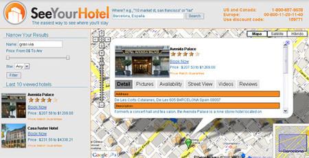 SeeYourHotel, nuevo buscador de alojamientos por localización