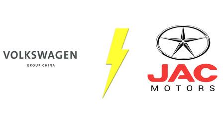 Volkswagen aumenta su participación en JAC a 50% en un esfuerzo por liderar la carrera de los coches eléctricos