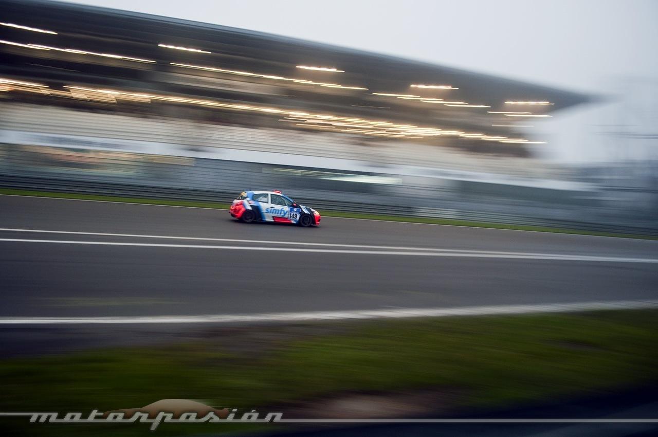Foto de La increíble experiencia de las 24 Horas de Nürburgring (19/114)