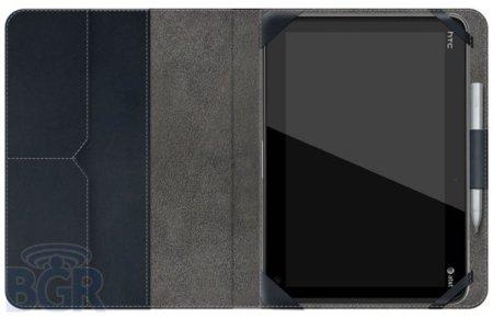 HTC Puccini, la tablet de 10.1 pulgadas por primera vez en imágenes