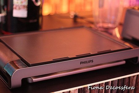 Plancha Grill HD4418