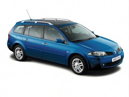 Nueva versión Exception para el Renault Megane