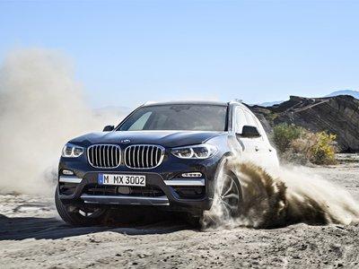 BMW iX3: la versión eléctrica del X3 está muy cerca y podría debutar en Pekín 2018