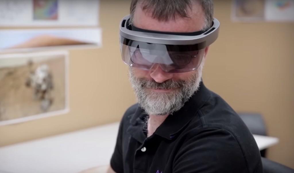Unas supuestas HoloLens de 2.ª generación podrían haberse visto filtradas por la NASA de manera accidental