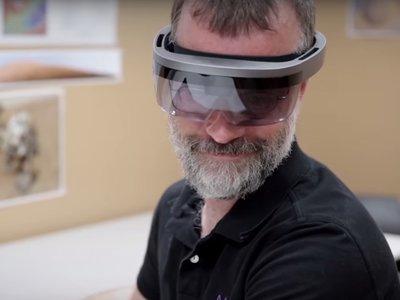 Unas supuestas HoloLens de segunda generación podrían haberse visto filtradas por la NASA de forma accidental