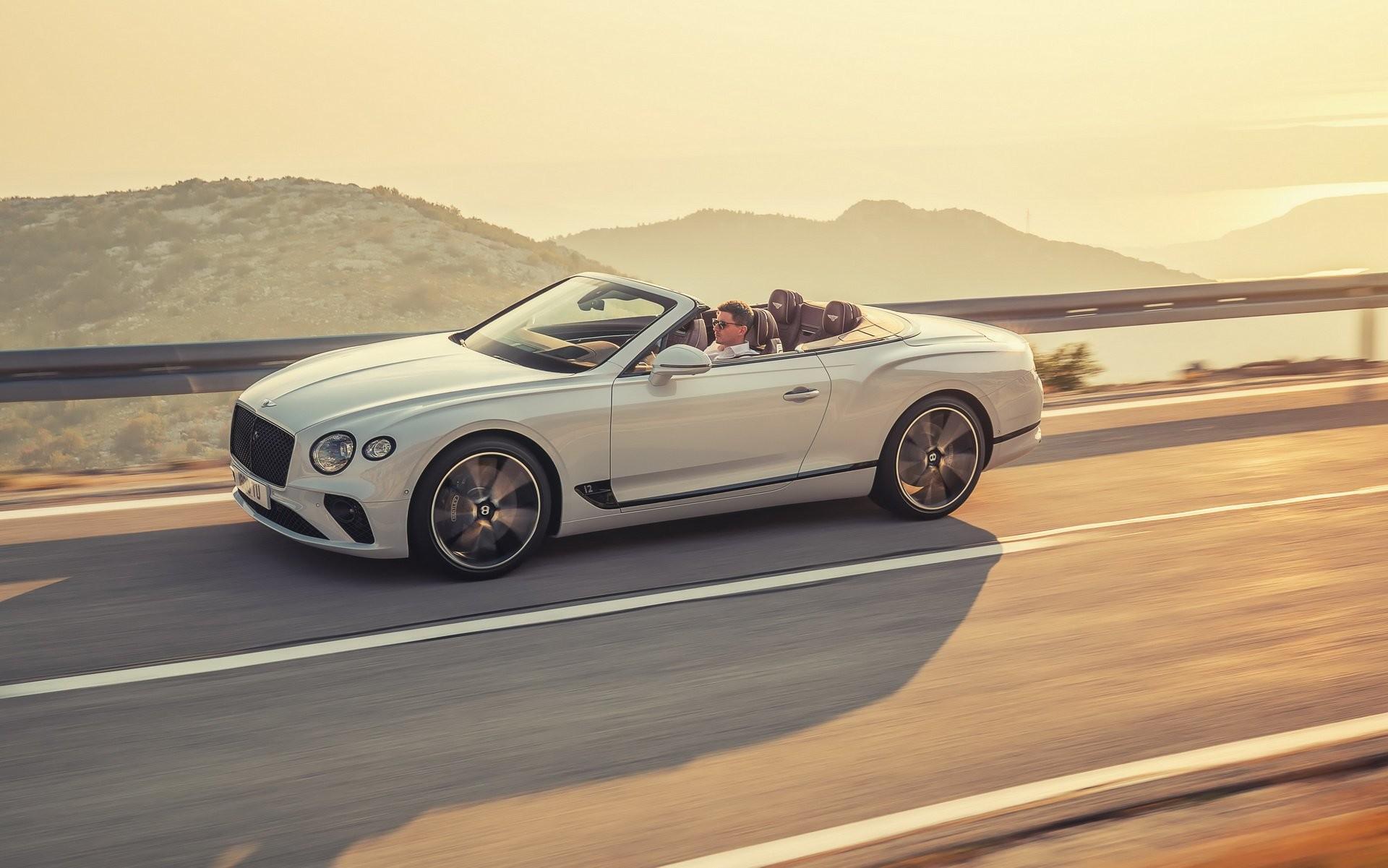 Foto de Bentley Continental GT Convertible 2019 (7/35)