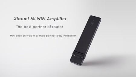 Repetidor WiFi Xiaomi R01 Mi WiFi Amplifier por 4,18 euros y envío gratis