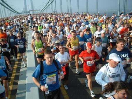 Nueva York, historias de Maratón