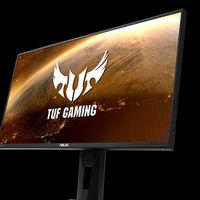 El monitor gaming Asus TUF Gaming VG259QM llega al mercado presumiendo de 280 Hz en una pantalla Full HD de 24,5 pulgadas
