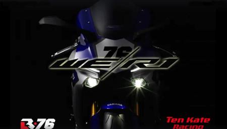 Ten Kate Racing vuelve al mundial de Superbike con Loris Baz sobre la Yamaha YZF-R1