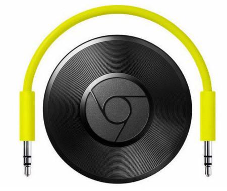 Chromecast Audio se actualiza para que podáis escuchar audio en alta resolución