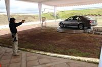 Video: así se prueba la resistencia de los autos blindados en México