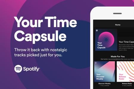 Spotify sabe qué música escuchabas en tu adolescencia, y es alucinante