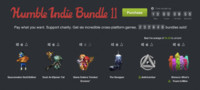 Humble Indie Bundle 11, más juegos para Mac al precio que nosotros queramos