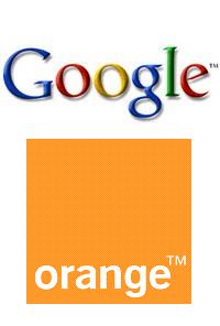 Orange y Google, posible Google Phone