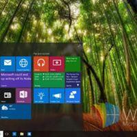 Transparencias Aero y live tiles en 3D: eso revela la build 10102 de Windows 10