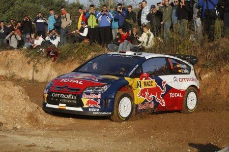 Rally de Catalunya 2010: Dani Sordo tiene muy lejos la victoria al final del primer día