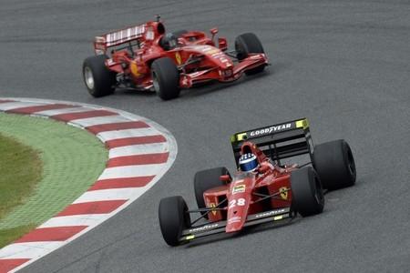 ¿Vuelta a los neumáticos con distintas dimensiones en la Fórmula 1?