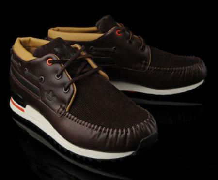 Adidas ZX700 Boat, mitad zapatilla, mitad zapato