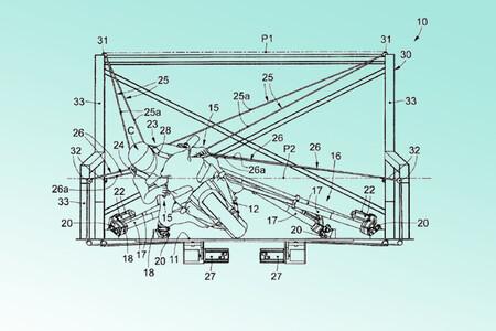 Simulador Moto Vigrade Patente 2021 2