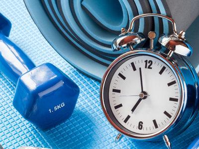 ¿Cuál es el mejor momento del día para entrenar?