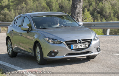 El Mazda3 ahora también se fabrica en Tailandia