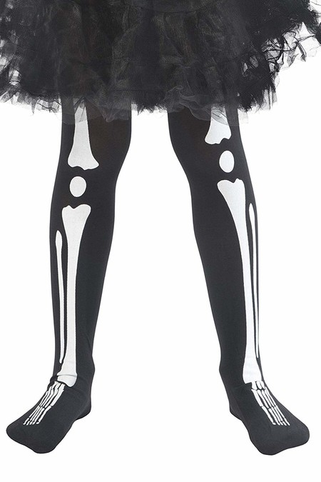 medias de esqueleto