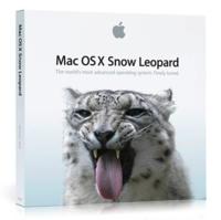 Posibles fotos del envoltorio de Mac OS X Snow Leopard