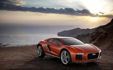 Audi presenta su nuevo concepto en el Salón del Automóvil de Frankfurt 2013