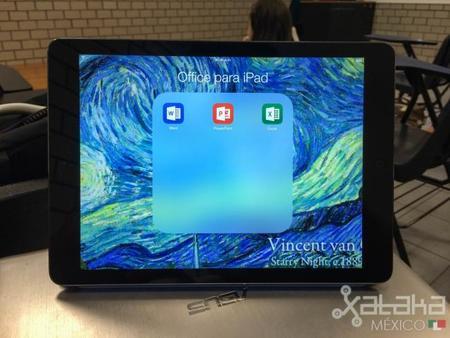 Office para iPad, análisis