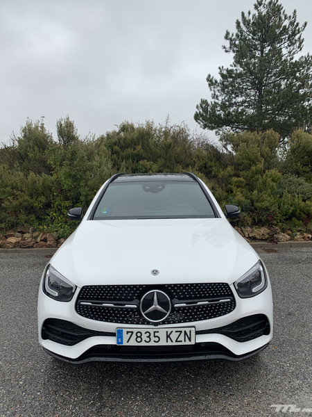 Mercedes-Benz GLC 200 4matic frontal