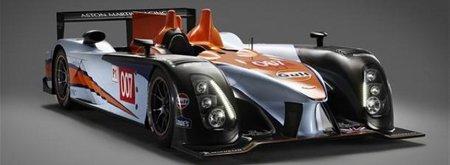 Aston Martin presenta un prototipo totalmente nuevo para Le Mans