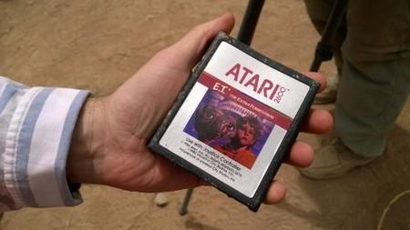 Desentierran copias del juego de E.T. para Atari en desierto de Nuevo México