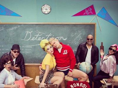 Vámonos de cumpleaños a los años 50 con Katy Perry
