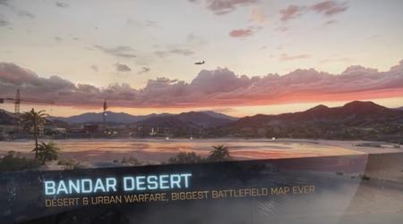 Battlefield 3 (Bandar Desert)
