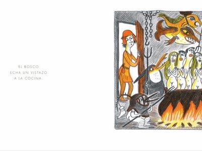 'Arte a la carta', de Benjamin Chaud: buffet artístico