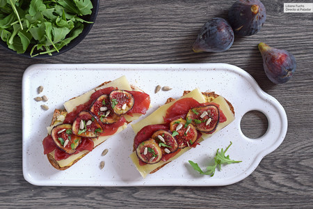Higos: la fruta estrella después del verano. Once recetas para incluirlos en tu dieta