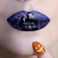 Ryan Kelly, el artista de maquillaje que te sorprenderá con su puesta en escena para Halloween