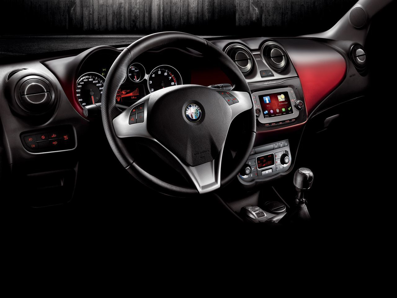 Foto de Alfa Romeo MiTo 2014 (22/25)