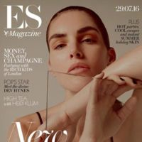 ES Magazine: Hilary Rhoda