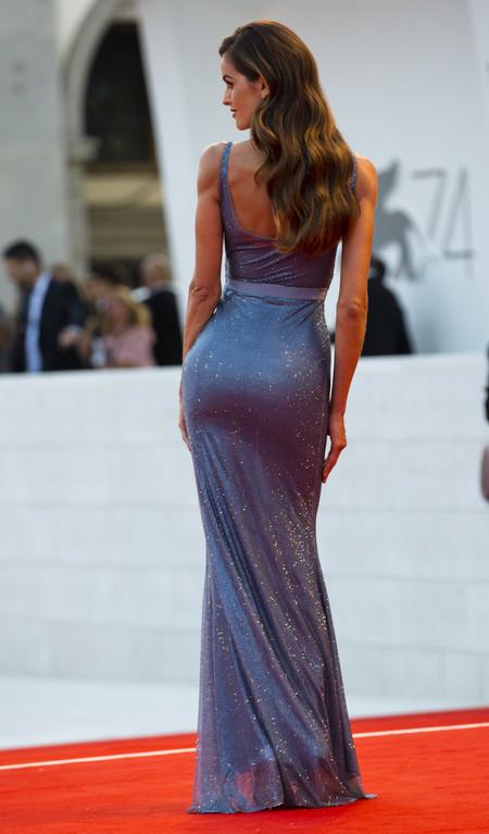 Las invitadas más sexys y atrevidas de la alfombra roja del Festival de Venecia