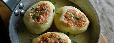 Patatas rellenas de falsa boloñesa: te costará creer que en esta receta no hay carne