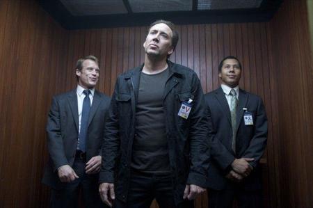 Nicolas Cage es el protagonista de