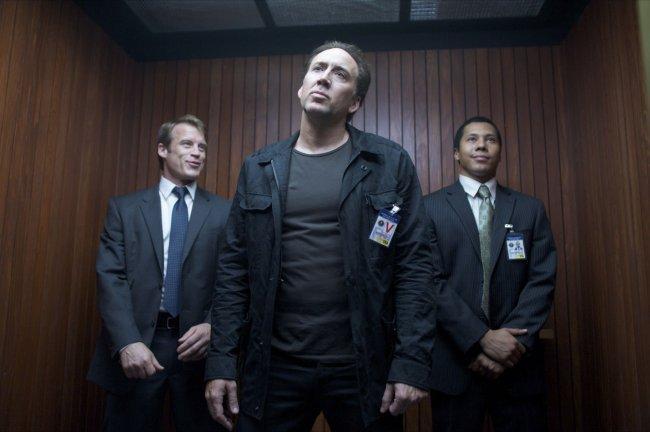Nicolas Cage es el protagonista de 'Contrarreloj'