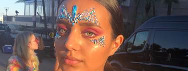 Estas son las cinco propuestas de maquillaje perfectas para tu próxima cita a un festival de música