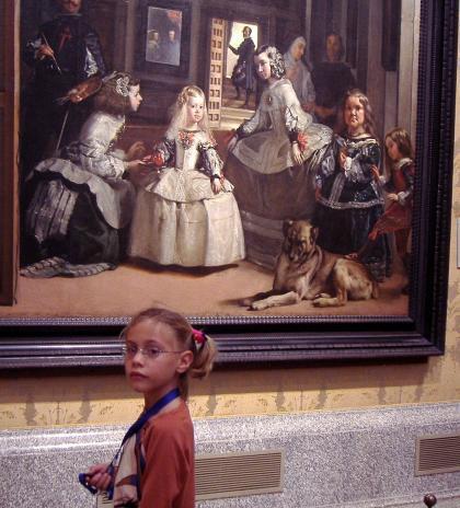 Visitar museos con los niños