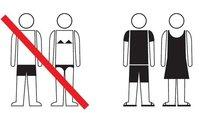 Barcelona lanza una campaña para vestir con respeto durante el verano